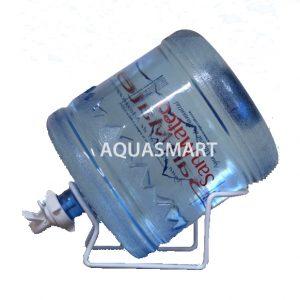 Bidón de agua San Mateo x 21 litros + válvula y soporte